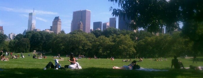 Central Park is one of Adventures in the Big Apple.