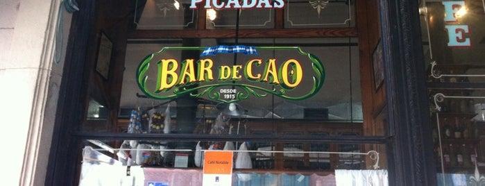 Bar de Cao is one of Bs As.