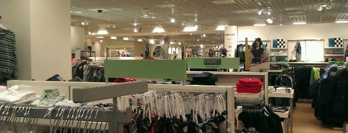 Stockmann is one of Places to visit in Finland.