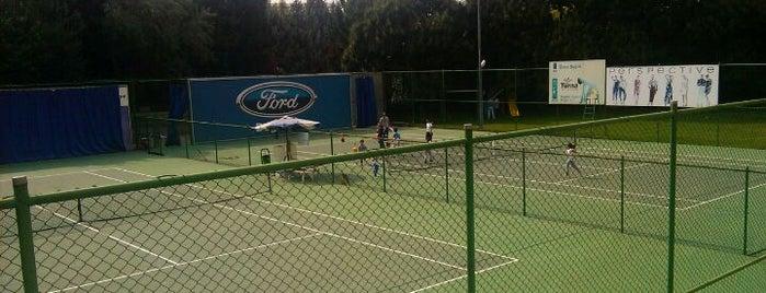 Tenis ve Atıcılık Kulübü is one of Tempat yang Disukai Ali.