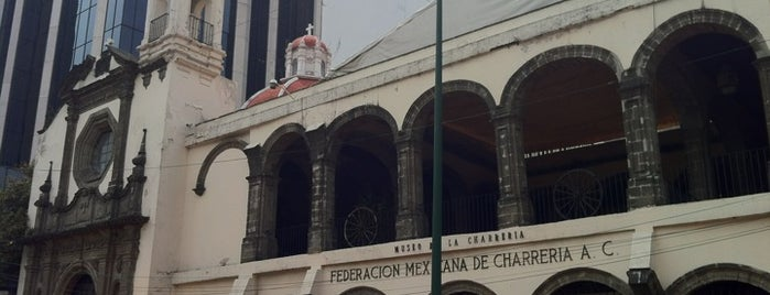 Museo de la Charrería is one of D.F..