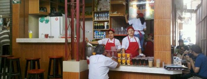 Mercado Central is one of Llama-rama - AB.
