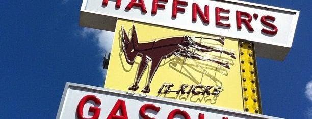 Haffner's is one of Massachusetts, New Hampshire, Vermont, Maine.