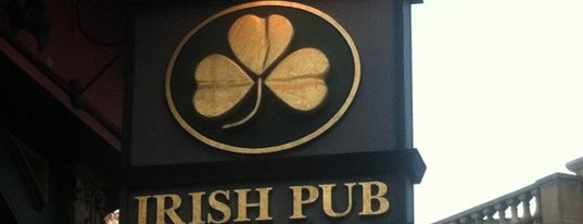 Mulligan's Pub is one of Tempat yang Disukai Özgür.