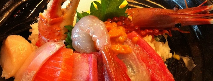 Sushi Kuu is one of Best Restaurants in Hong Kong.