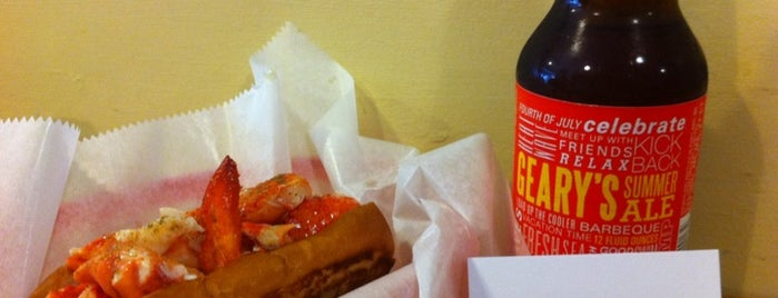 Luke's Lobster is one of UWS Chill Neighborhood Spots.