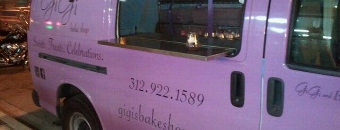 GiGi's Bake Shop Cupcake Truck is one of Food.