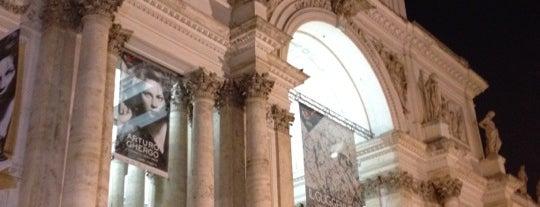 Palazzo delle Esposizioni is one of Рим.