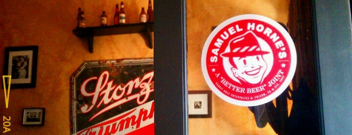 Samuel Horne's Tavern is one of Best Breweries, Restaurants, & Pubs.