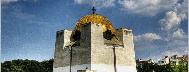Пантеон на Възрожденците is one of Ruse.
