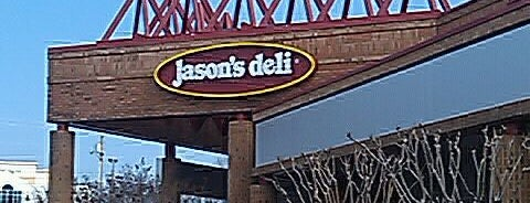 Jason's Deli is one of ATL.
