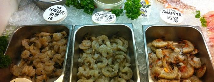 Mid-Peninsula Seafood Market & Restaurant is one of Tall 님이 좋아한 장소.
