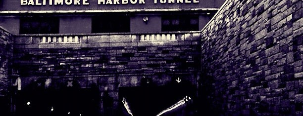 Baltimore Harbor Tunnel is one of Lugares favoritos de Sunjay.