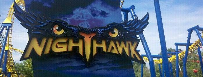 Nighthawk is one of Lieux qui ont plu à Bethany.
