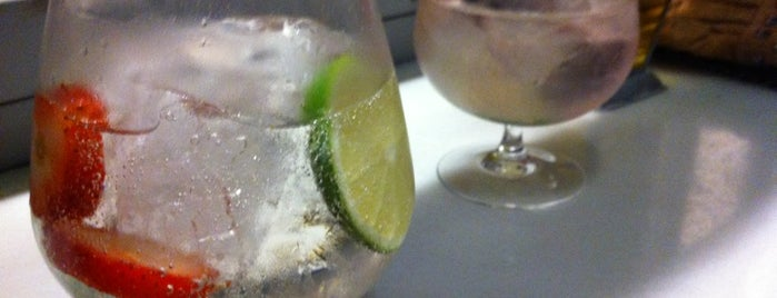 Moska is one of Cantabria ♥ Bayswater Gin.
