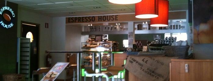 Espresso House is one of Malmö.