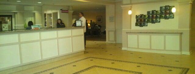 Hilton Garden Inn is one of Lieux qui ont plu à Jean.