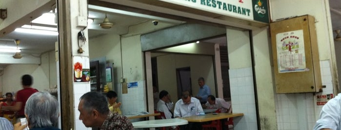 Hai Keng Restaurant (海景茶餐室) is one of Kuala Lumpur.