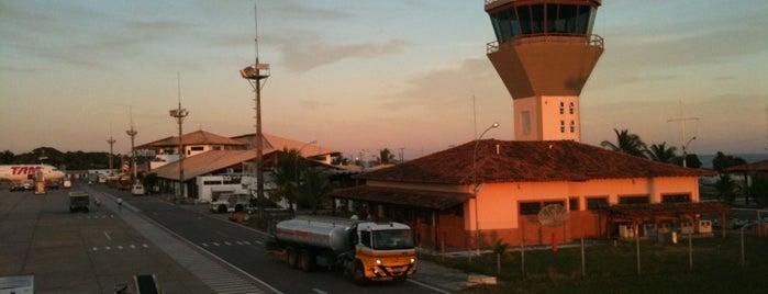 Aeroporto de Porto Seguro (BPS) is one of Aeroportos.