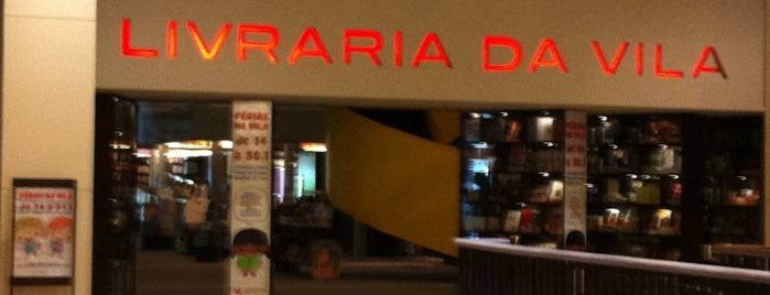 Livraria da Vila is one of Lieux qui ont plu à Denise.