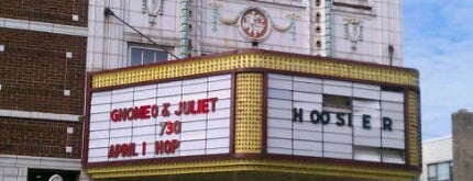 Hoosier theater is one of Chicago.