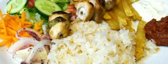 Kebab House Mehmet & Alibaba is one of Turkey.