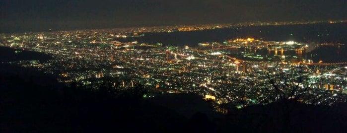 掬星台 is one of 日本夜景遺産.