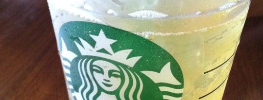 Starbucks is one of Tempat yang Disukai Karen.