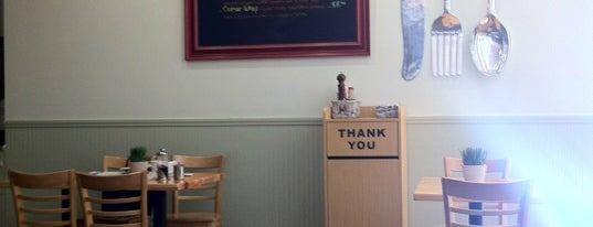 Break Room Cafè is one of los angeles.