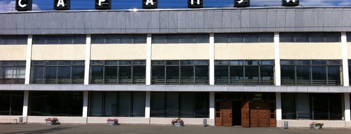 Ж/Д вокзал Сарапул is one of Posti che sono piaciuti a AE.