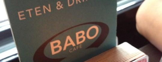 Babo Café is one of Misset Horeca Café Top 100 2012.