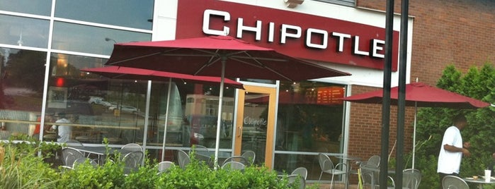 Chipotle Mexican Grill Is One Of Restaurants Near Willow Grove