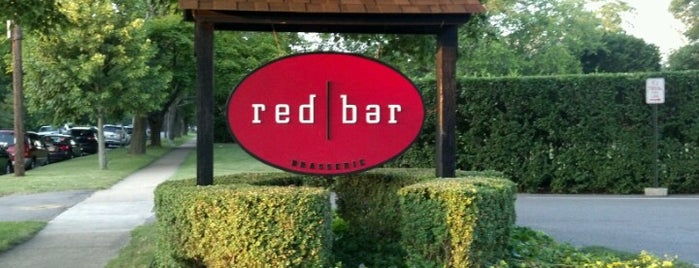 Red Bar Brasserie is one of Top Family-Friendly Restaurants in the Hamptons.