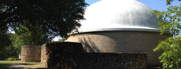 W.A. Gayle Planetarium is one of Planetarium Pilgrimages.