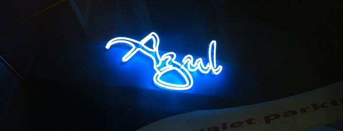 Azul Ultralounge is one of Night club.