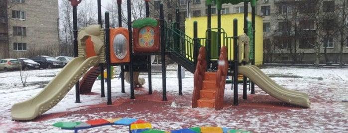 Детская площадка is one of Городские места.