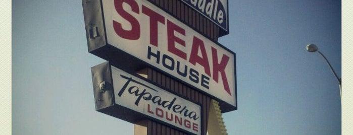Silver Saddle Steakhouse is one of Orte, die Billy gefallen.