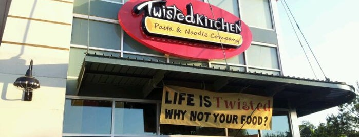 Twisted Kitchen is one of atlanta.