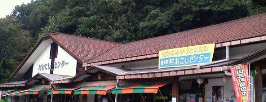 Michi no Eki Asago is one of Lugares favoritos de Shigeo.