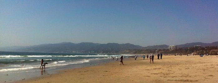 Santa Monica State Beach is one of Going Back To Cali...Again.