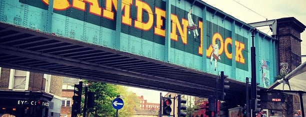 Camden Stables Market is one of Pleasure Spots in the UK.