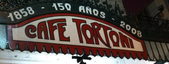 Gran Café Tortoni is one of Capital Federal (AR).