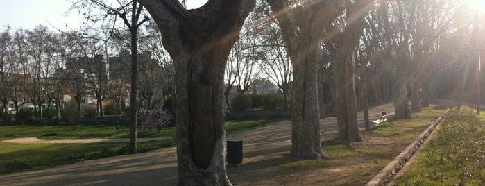 Parc Ca l'Arnús is one of Tempat yang Disukai Jordi.