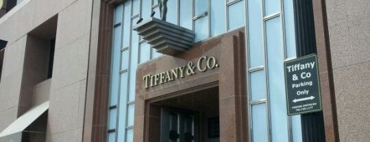 Tiffany & Co. is one of Washington.