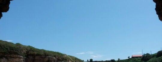 Playa de Galizano / Galizano Point is one of Playas de España: Cantabria.