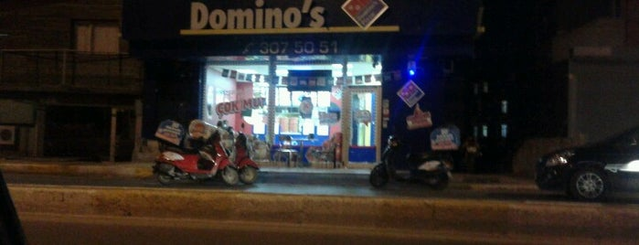 Domino's Pizza is one of Pendik.