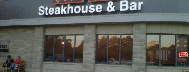The Keg Steakhouse + Bar - Niagara Falls Courtyard is one of Restaurants.