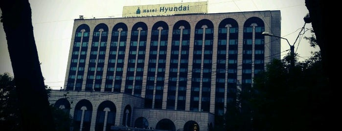Hotel Hyundai is one of world best hotels.