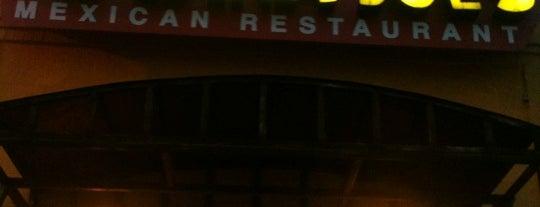 Tijuana Joe's Cantina is one of Tempat yang Disimpan Aubrey Ramon.