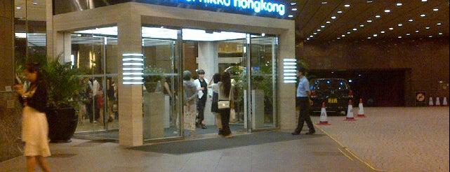 New World Millennium Hong Kong Hotel is one of Lieux qui ont plu à G.